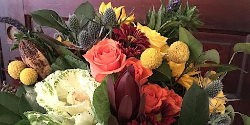 """""""Beat the Winter Blahs"""" Flower Workshop"""