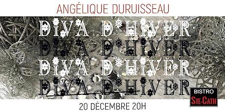 Angélique Duruisseau : DiVA D'HiVER billets