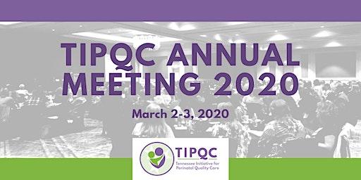 TIPQC Annual Meeting 2020