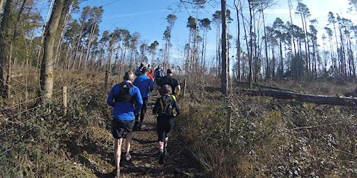 Love Trail Running Christmas Half: Arnside (21km)