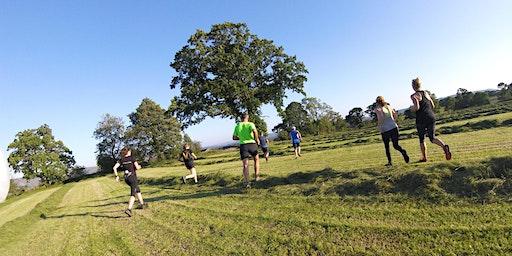 Twilight Trail Run: Clitheroe (12km)