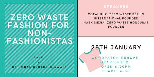 Zero Waste Fashion for Non-Fashionistas
