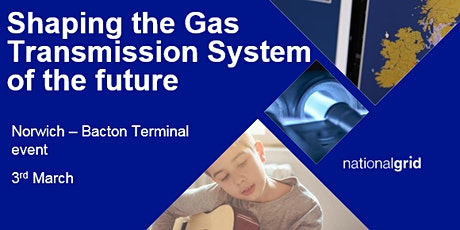 Shaping the Gas Transmission System of the Future: Bacton Terminal event tickets