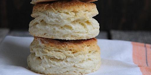 Baking Biscuits!