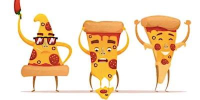 Comedy & Pizza Night