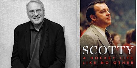 Ken Dryden: Scotty tickets
