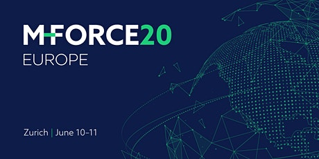 M-Force 20 Europe tickets