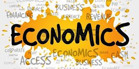 Economics for non economists Cost Benefit Analysis  tickets