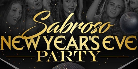 SABROSO New Year's Eve Party tickets