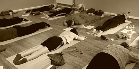 5-week course – Yoga for All tickets