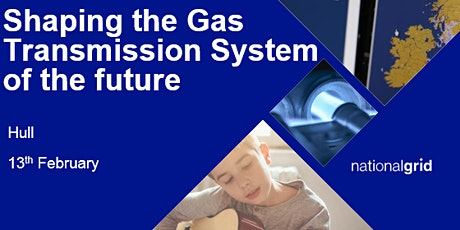 Shaping the Gas Transmission System of the Future - Hull tickets