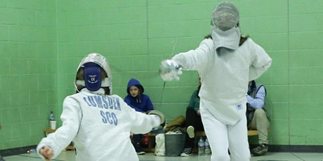 West Lothian Fencing Club - 3 Weapon Winter Fencing Day 28th Dec 2019 tickets
