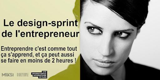 Faire du business avec un plan stratégique. Sprint de l'entrepreneur.