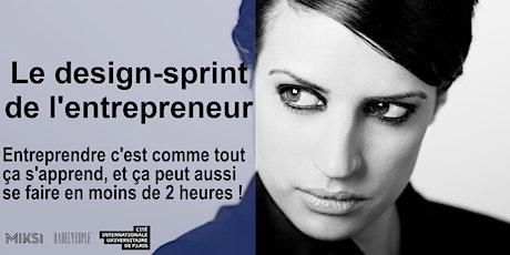 Sprint de l'entrepreneur : piloter et performer avec un tableau de bord billets