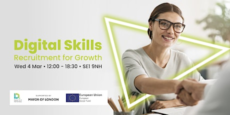 Recruitment for Growth in the Digital, Tech & Creative Sectors tickets
