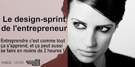 Sprint de l'entrepreneur : trouver la bonne idée avec peu de moyens billets