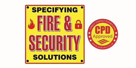 FIRE & SECURITY - Portsmouth tickets