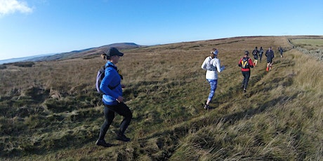 Pendle Peaks Half #1: Weets Hill (21km)  tickets