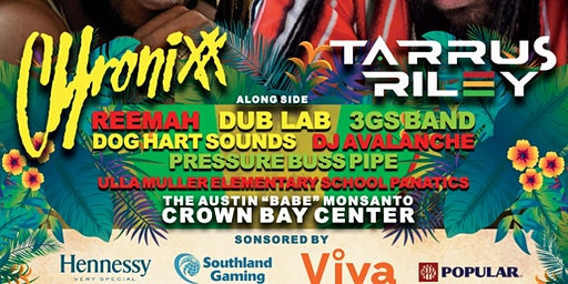 Dreamfest 2020:::Chronixx and Tarrus Riley in Concert
