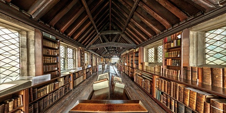 Library Tour and Tea tickets