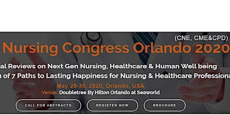 The Nursing Congress Orlando 2020 Global Reviews on Next Gen Nursing tickets