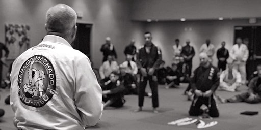 Master Carlos Machado - Dreadnought Jiu-Jitsu 5 Year Anniversary Seminar
