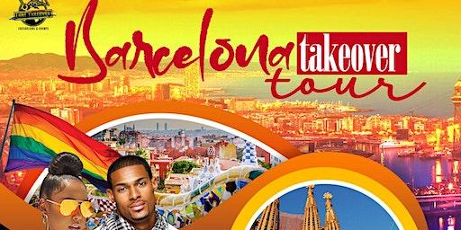Barcelona LGBT Takeover Tour
