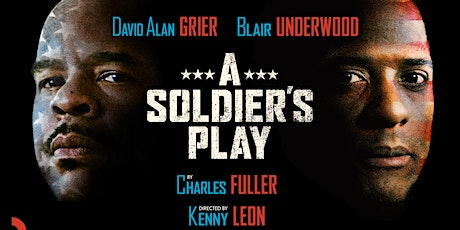 Theater Talks: A Soldier's Play tickets