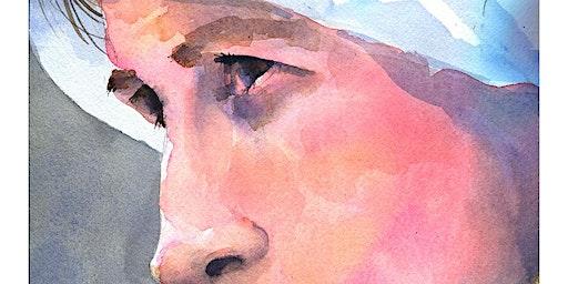 Portraits in Watercolor with Dan Meyer