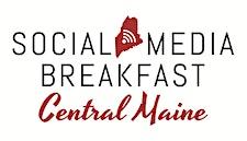 Social Media Breakfast Central Maine, a TOCmedia Brand logo