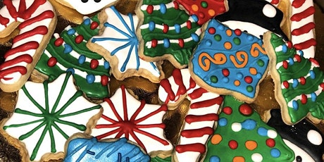 Tipsy Cookie decorating tickets