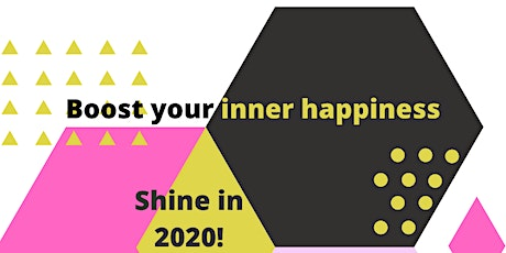 Boost your inner Happiness tickets