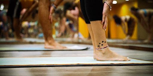 Winter into Spring Yoga Class