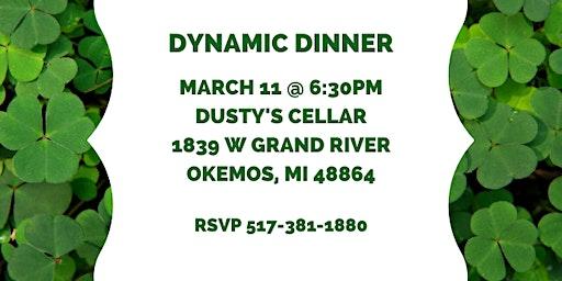 Dynamic Dinner
