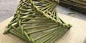 Willow Weaving - Birdfeeder
