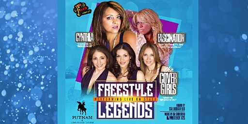 Freestyle Legends LIVE at Putnam County Golf Course