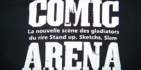 Copie de Comic Arena billets