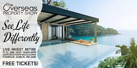 The Overseas Property Show tickets