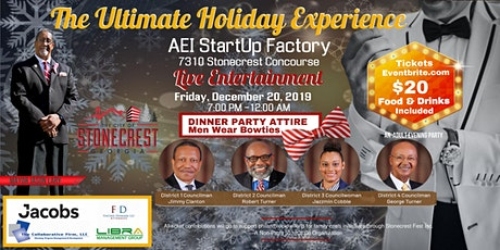 The Ultimate Holiday Experience tickets