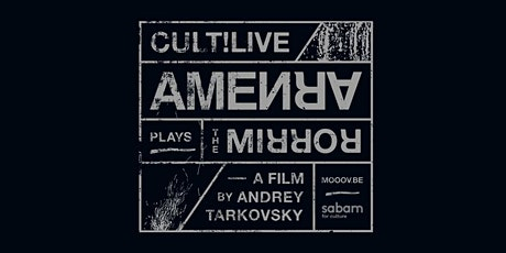 Amenra plays The Mirror • Cult!Live tickets