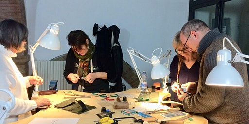 Two-day silver jewellery making workshop