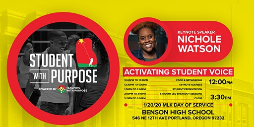 Student With Purpose Conference