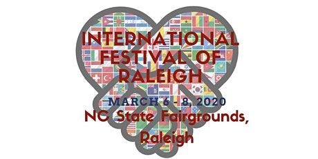 34th International Festival of Raleigh tickets