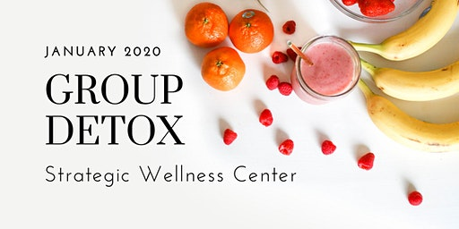 New Year 10 Day Group Detox