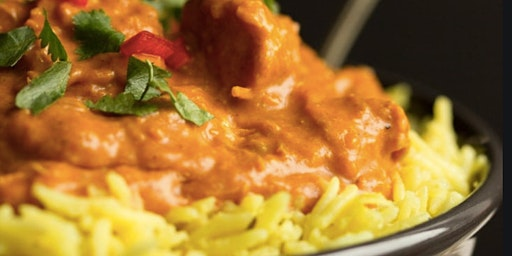 Talton Mill Supper Night : Chicken Curry & Quiz