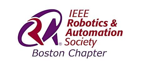 IEEE Robotics and Automation Society event @ Veo Robotics tickets