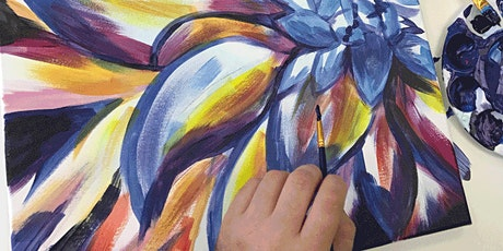 Learn to Paint with Acrylics tickets
