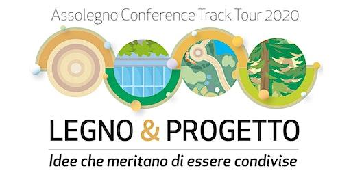 TORINO - Legno & Progetto: futuro, innovazione e idee. Sostenibilità, sicurezza per tessuto urbano