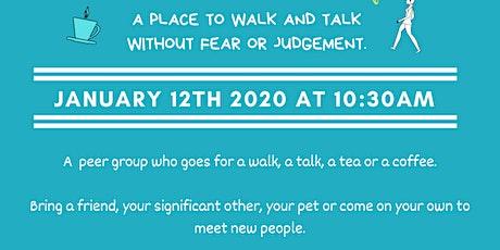 Mental Health Mates Waterford Walk 12 Jan 20 tickets