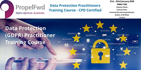 Data Protection Practitioner Training course - CPD certified - €1449.00 tickets